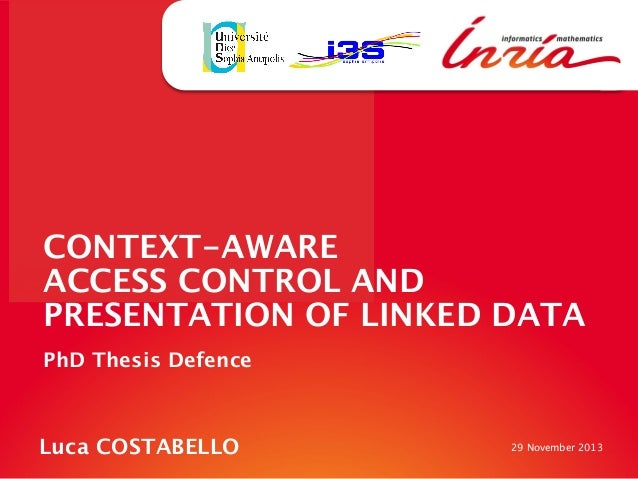 CONTEXT-AWARE 