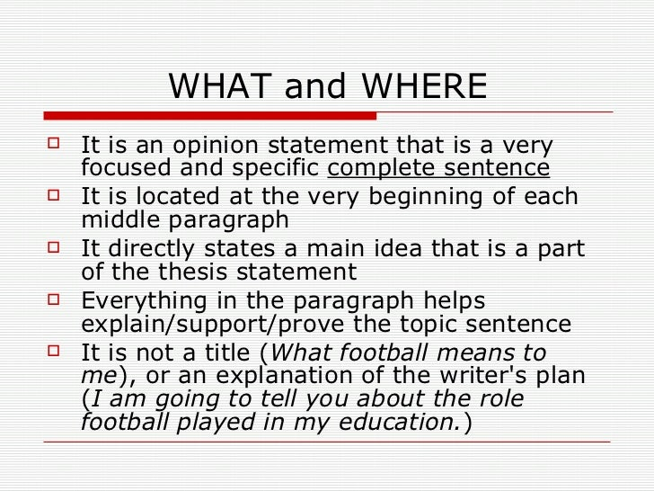 where is a thesis statement located in a paragraph Do not begin to state evidence or use examples in your thesis paragraph a thesis helps you and your reader idea 4use a formula to develop a working thesis statement (which you will need to revise later) the second thesis has an argument.