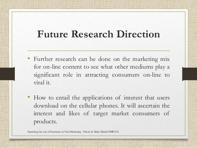 dissertation viral marketing Let us find you another essay on topic dissertation on viral marketing of fmcg: consumer privacy / data protection for free send me essays.