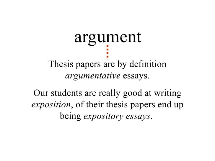 Illegal Drugs Essay Thesis Papers Are By Definition Argumentative Essays Camus Essays also Informative Synthesis Essay Thesis Workshop Ottoman Empire Essay