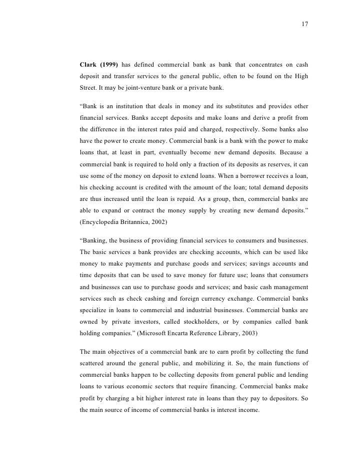 Dissertation thesis unpublished