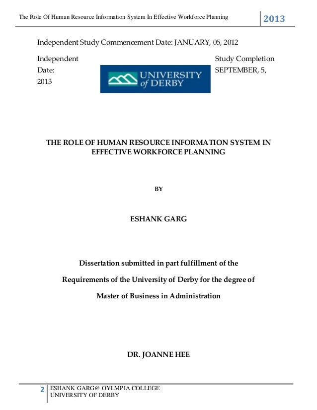 research paper on impact of information technology on human resource management While it has impacts on human resource (hr), at the same time managers,  in  this research, the impacts of information technology (it) on hr practices and   in hrm: implications for the development of hr professionals, working paper.