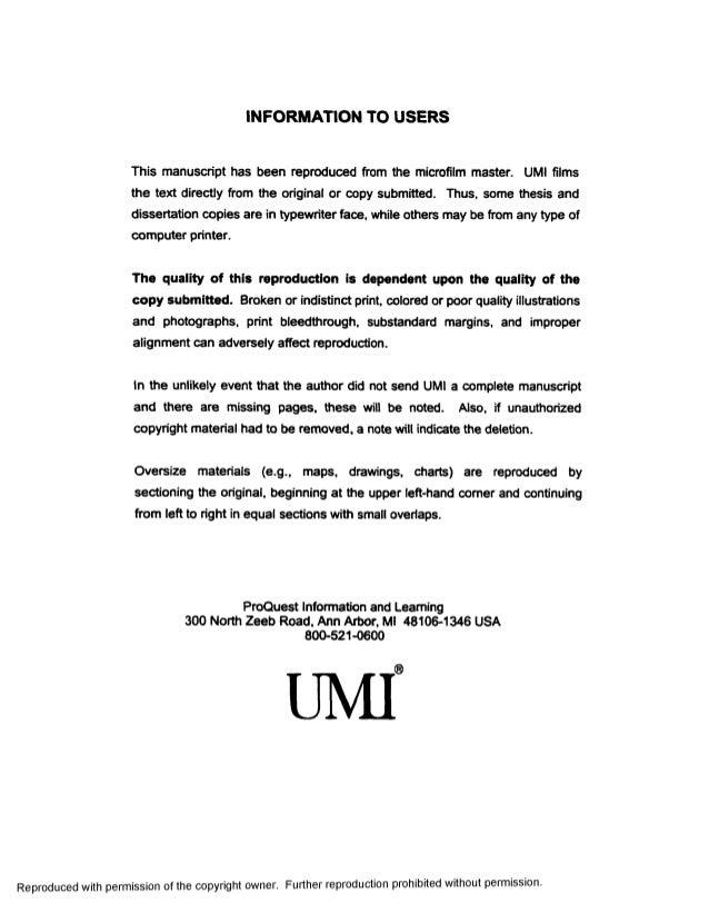 Manuscript based thesis concordia