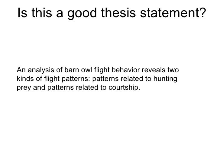Citation analysis of thesis