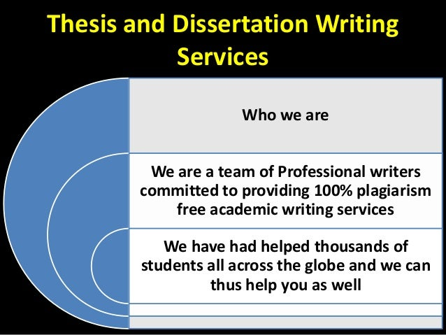 Premium Dissertation Writing Service That Meets All Your Dissertation/Thesis Writing Needs