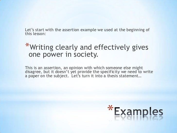 outlines for thesis statement Essay example, outline, and introduction sample here are the instructions you will see for the essay outline and introduction section of the test: underline your thesis statement here is a sample question, outline and introduction.