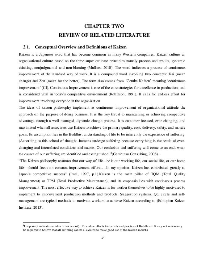 review of related literature on achievement motivation
