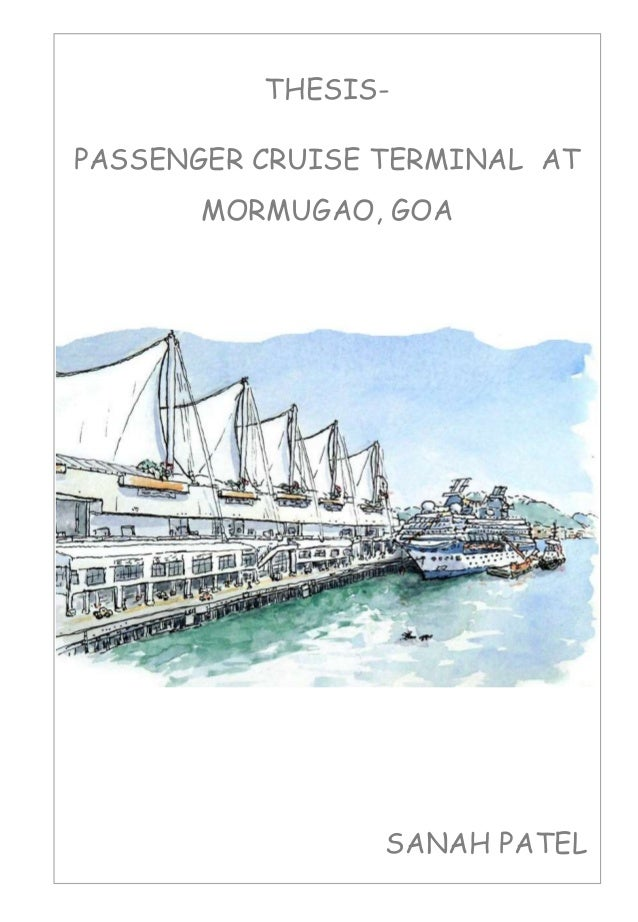 cruise terminal thesis slideshare