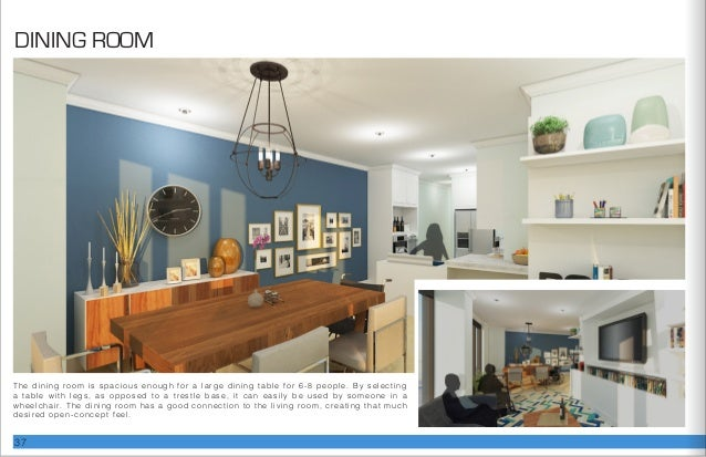 Kelsey Nixon Senior Interior Design Thesis Project