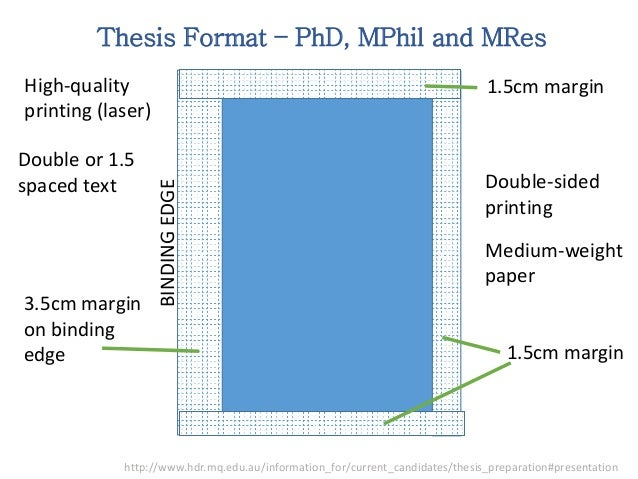 Thesis Vs Dissertation Joseph Levine