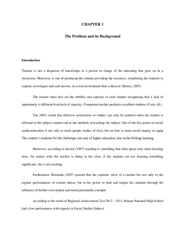examples of essay introduction