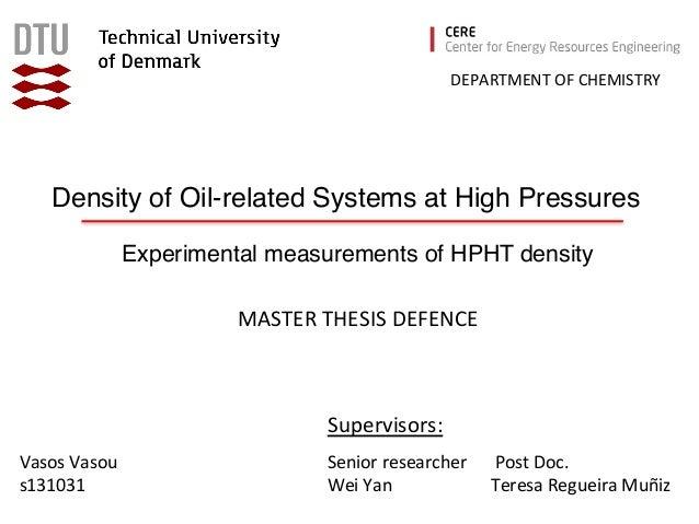 dtu master thesis defense