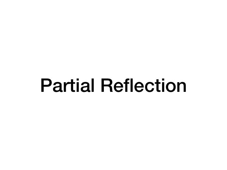 Dissertation reflections