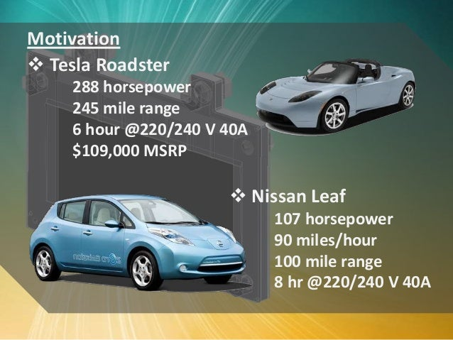 electric cars essay topics