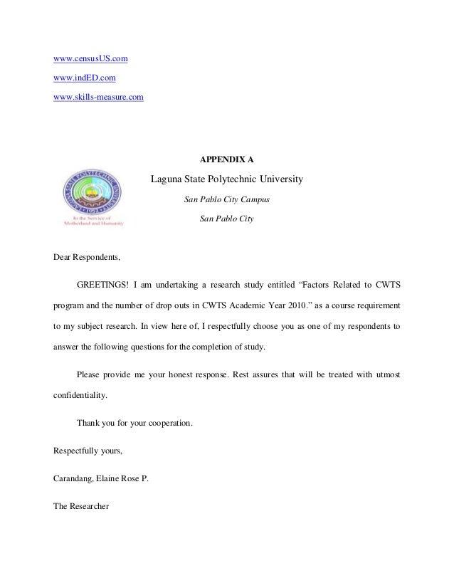 Customer satisfaction dissertation score