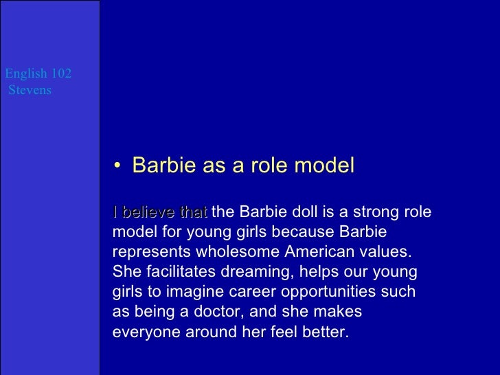 "barbie doll essays Barbie dolls in the image of pilot amelia  as tina kinsella described it in her essay ""colonising kahlo,"" ""strip away the comfort of the feminine sphere ."