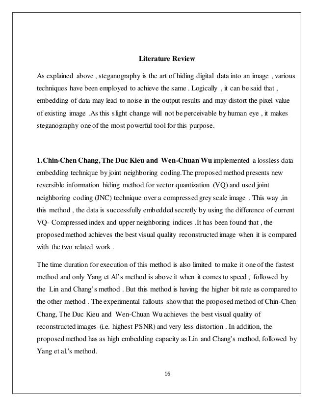 type of essay examples science