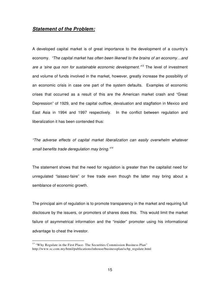 stock advertise performance dissertation