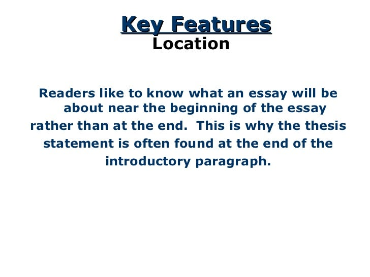 Unteaching the five paragraph essay summary