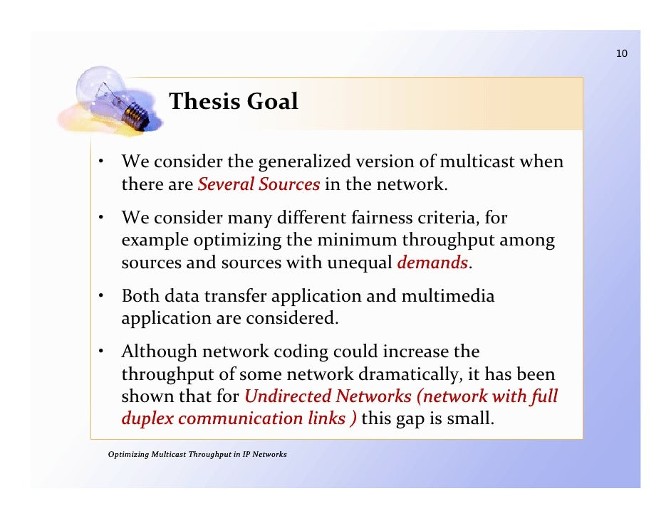 parallel computing thesis