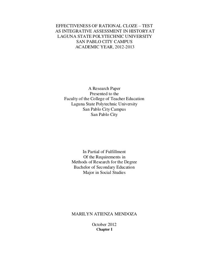 Thesis projects for computer engineering