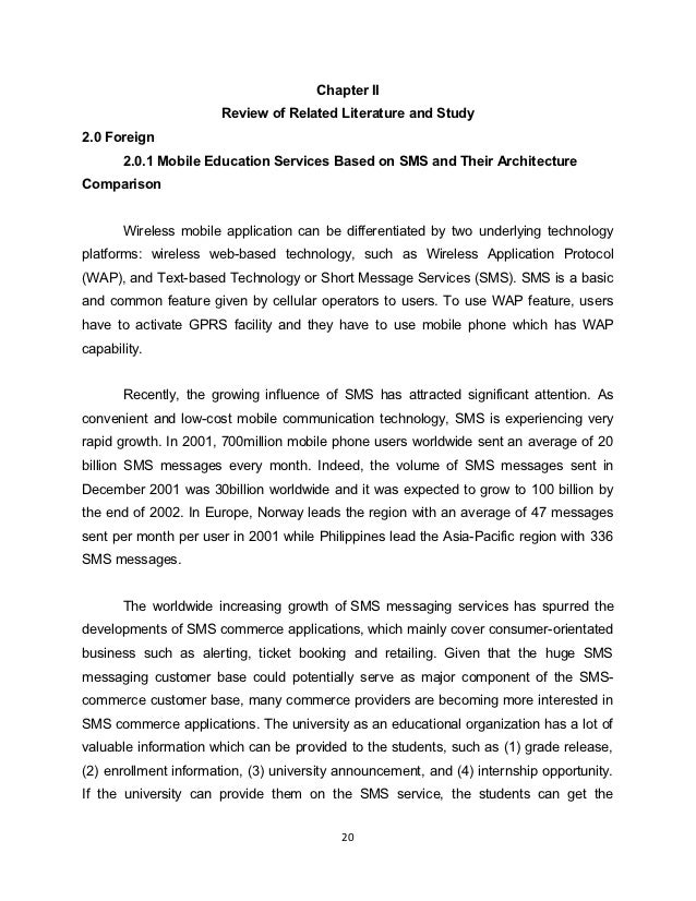 review of related studies in foreign website thesis Fort san pedro national high school website a thesis  review of related studies  21 related studies this contained the local and foreign studies that were .