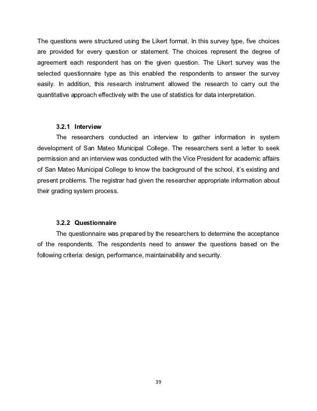 Dissertation construction ethics