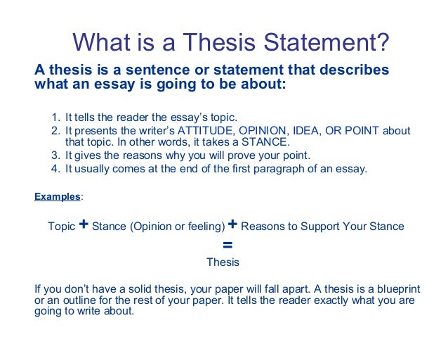 Thesis Power Point Business Essay Sample Essay On Healthy Foods Thesis Power Point Science In Daily Life Essay also College Essay