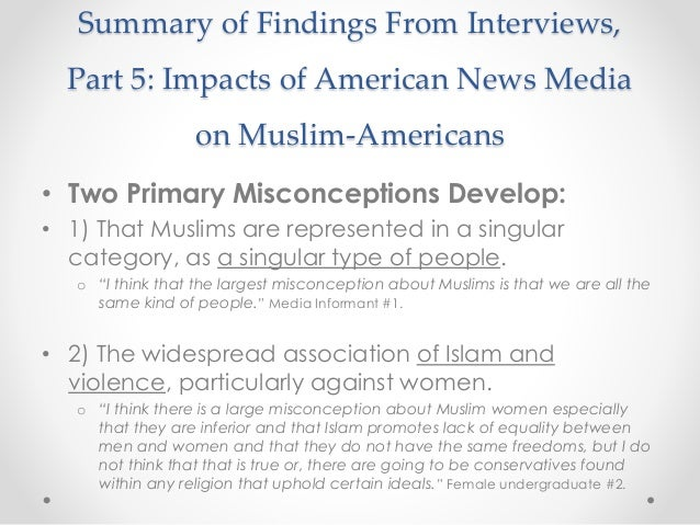 islamophobia and misconceptions about muslims in the united states The majority of britons questioned in a survey believe islam is not compatible   as a muslim this gives us more motivation to promote the true teachings  there  are lots of misconceptions about the religion, people think isis.