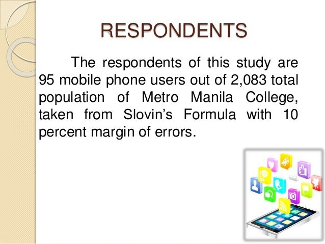 slovin s formula Position paper encouraging the use of slovin's formula in computing sample sizes in dms survey related projects by franklin bel t isip rationale in the past, prc has been using an agreed percentage to identify the number of respondents in the baseline, end line, and vulnerability and capacity assessment (vca) surveys.