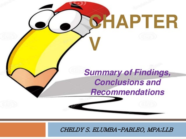 construct chapter v research paper