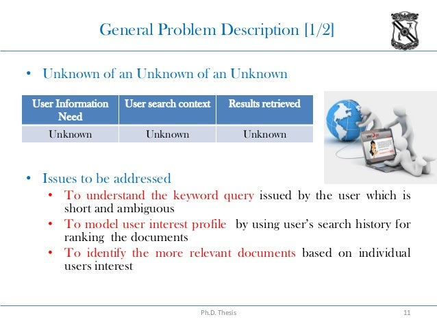 web personalization thesis International journal of computer science & information technology (ijcsit), vol 3, no 3, june 2011 202 this article is structured as follows: the next section discuss the related work cited in literature.