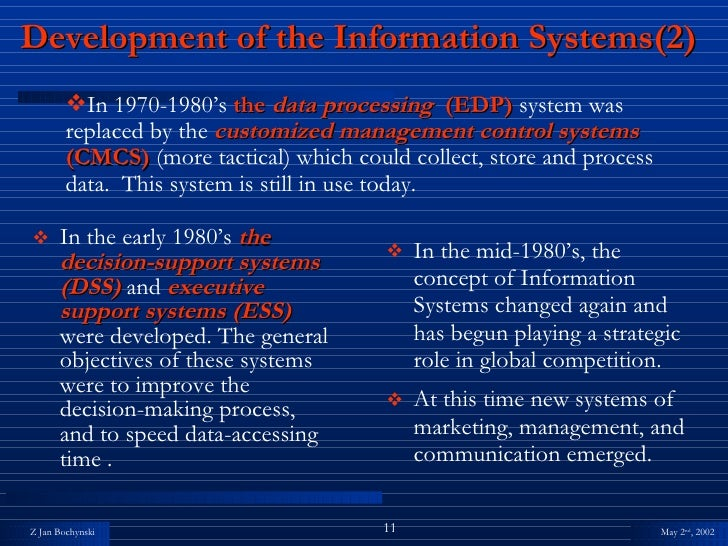Computerized Facilities Management Systems