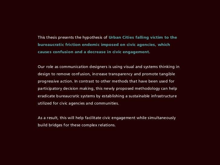 Thesis presentation Slide 2