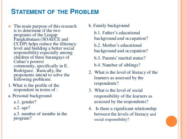 Problem Of Poverty Essay Examples