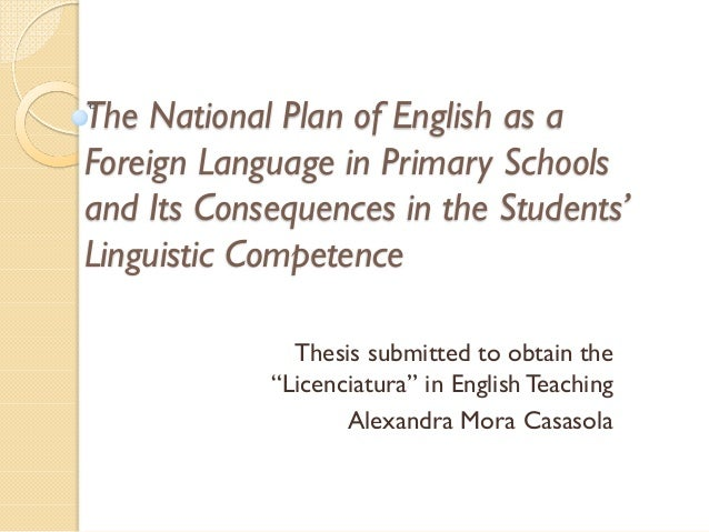 MA Applied Linguistics for English Language Teaching