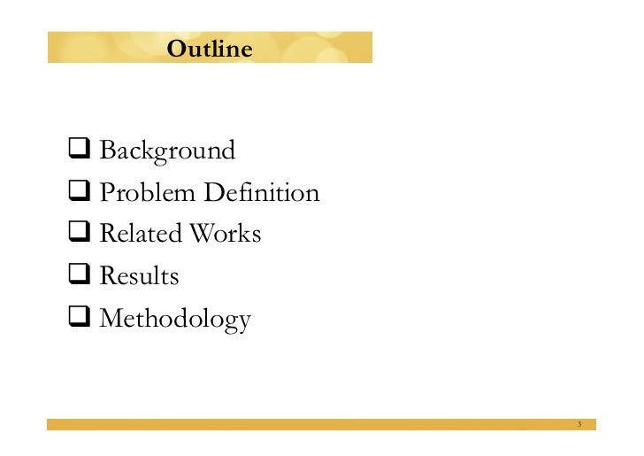 applying the background and methodology of the research process essay Selecting a topic can be the most challenging part of a research assignment   additional background information may be found in your lecture notes, textbooks, .