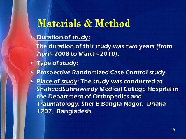 M Sc Biomedical Engineering Thesis Presentation Effects