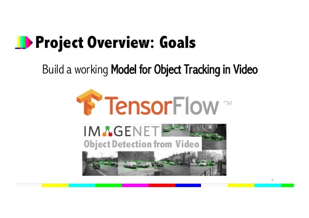 Object tracking master thesis