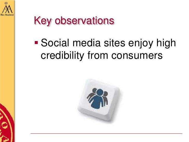 Dissertation examples social media