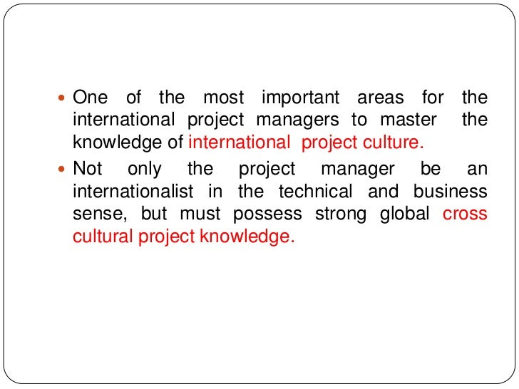 research proposal cross cultural management The importance of effective cross cultural communication in international business (research proposal.