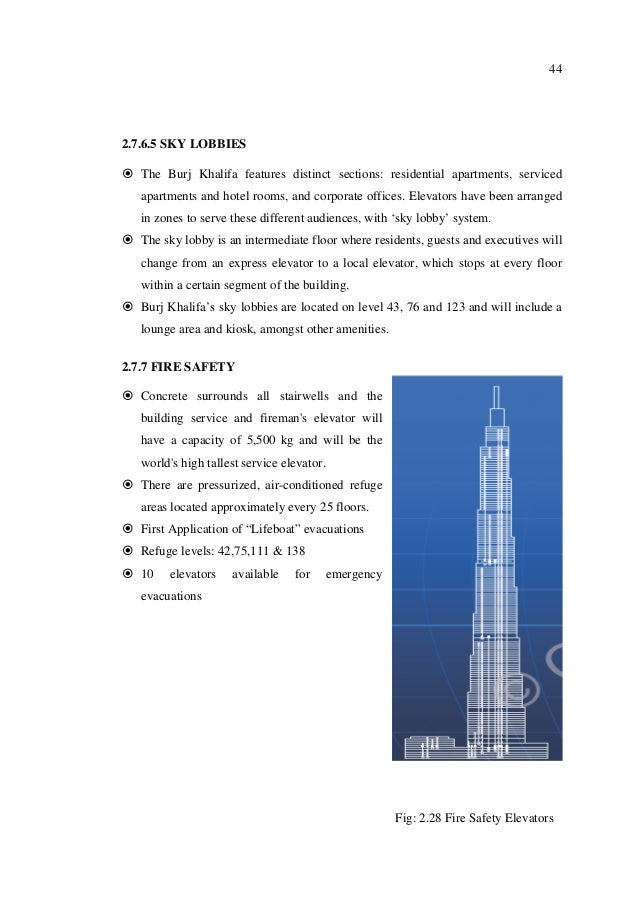 mixed use high rise building thesis