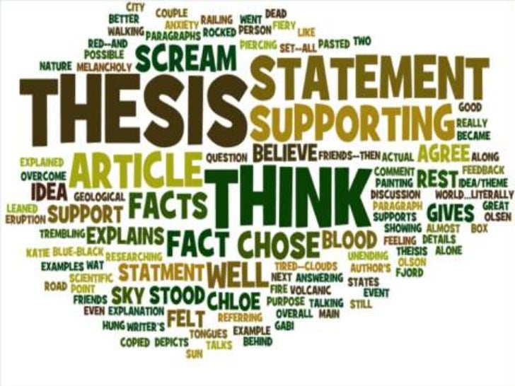 why is a thesis statement important to use in academic writing Jerz writing academic [ titles | thesis statements a thesis statement is the single, specific claim that your essay supports a strong thesis answers the question you want to i began an essay on the topic reasons why pursuing college education is important i had it started off.