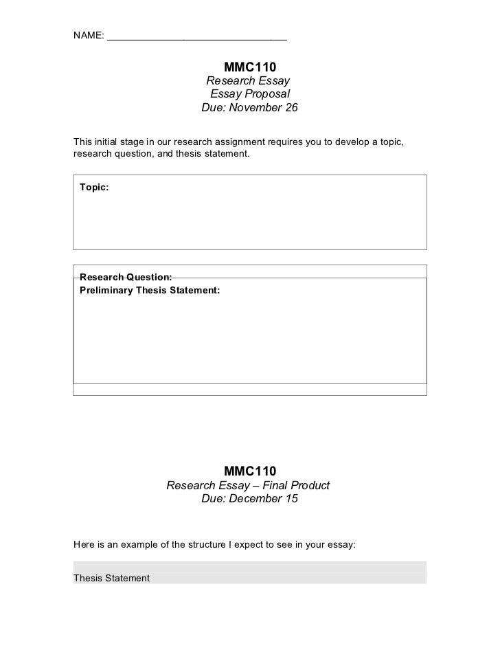 Research paper instruments thesis statement generator