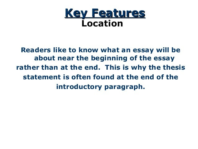 the thesis statement a roadmap for your essay This post dissects the components of a good thesis statement and gives 15 thesis statement examples to inspire your next argumentative essay.