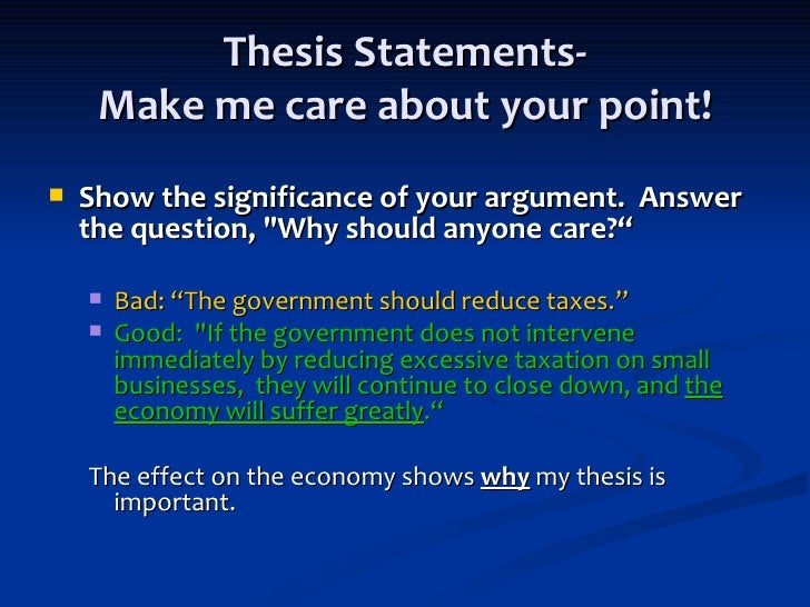 thesis statement about economics A solid thesis statement will always be the heart of your essay -- learn how to write an effective thesis statement with these tips and examples.
