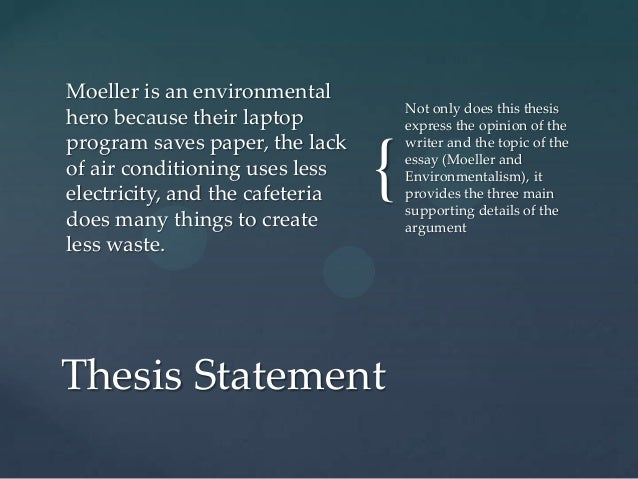 environmental pollution thesis Pollution thesis statement critical united nations and the environment essay environment has suffered from many negative influences that need to be stopped or be prevented in order to be sure that future generations will be able to survive.