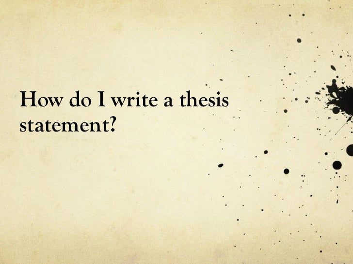 useful formula for thesis statements Thesis statements in literary analysis papers  successful thesis statements provoke thought  always remember to read carefully and highlight useful.
