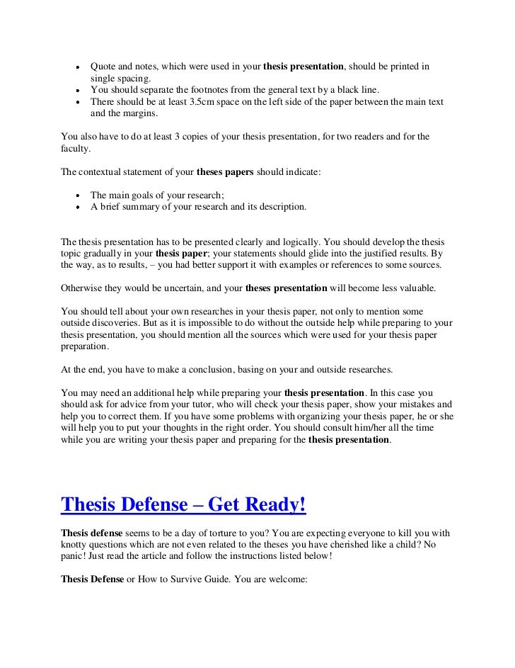 examples of thesis Hack Library School
