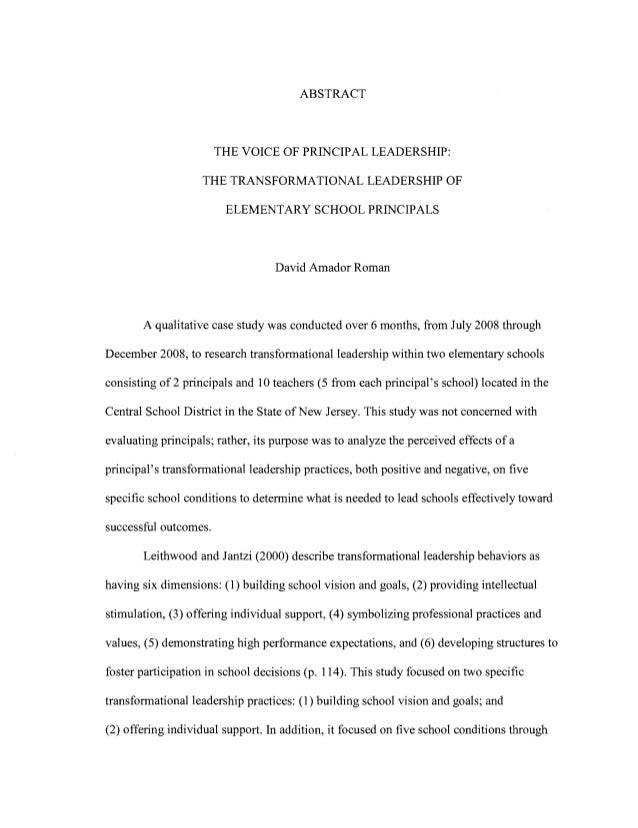 Primary education thesis college application essay rubrics
